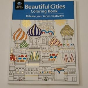 Coloring Book | Beautiful Cities